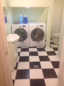 Bathroom renovation Oshawa