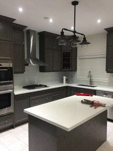 Kitchen contractor