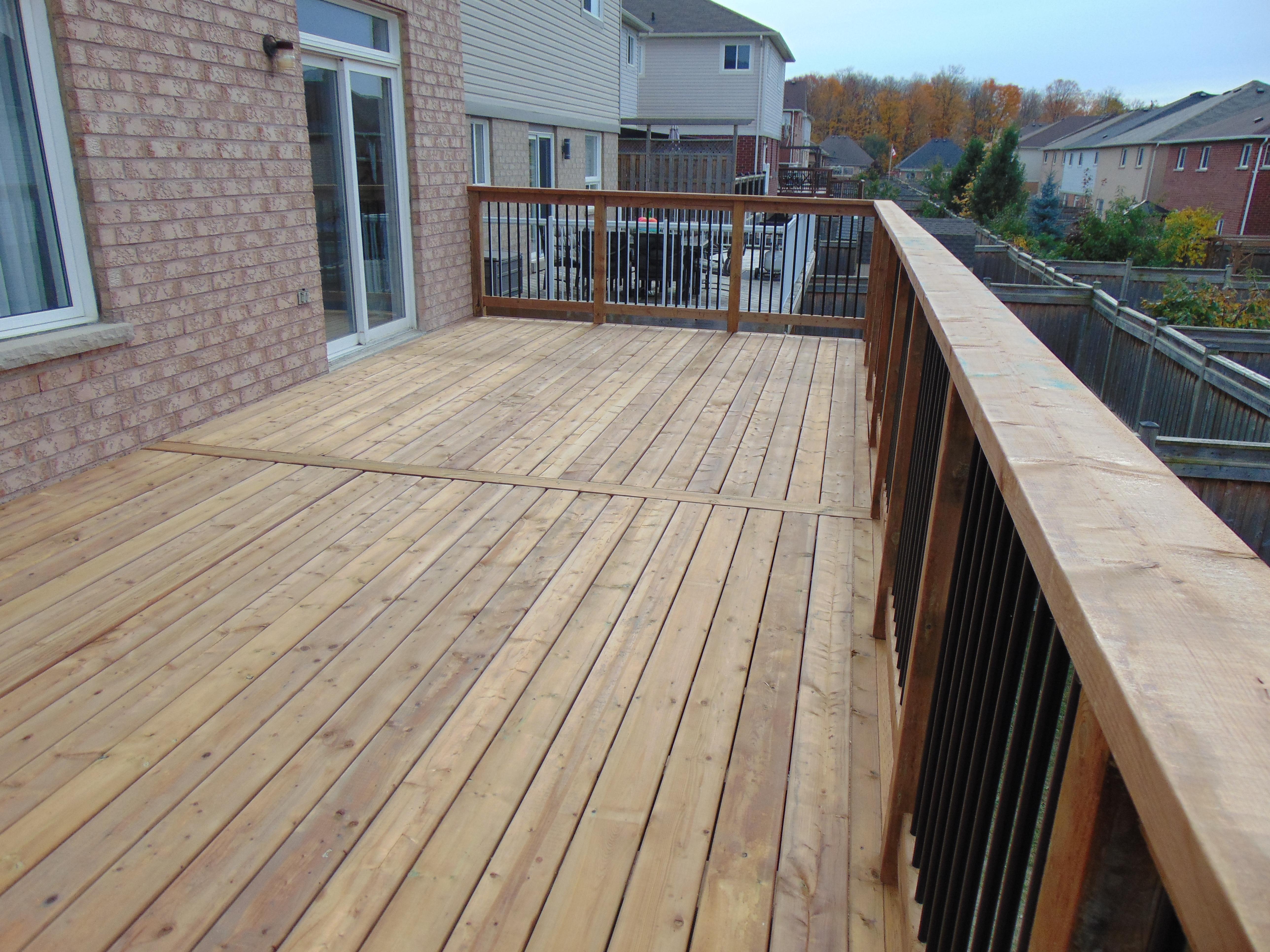 deck installer