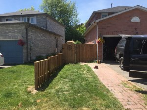 Fence contractor company