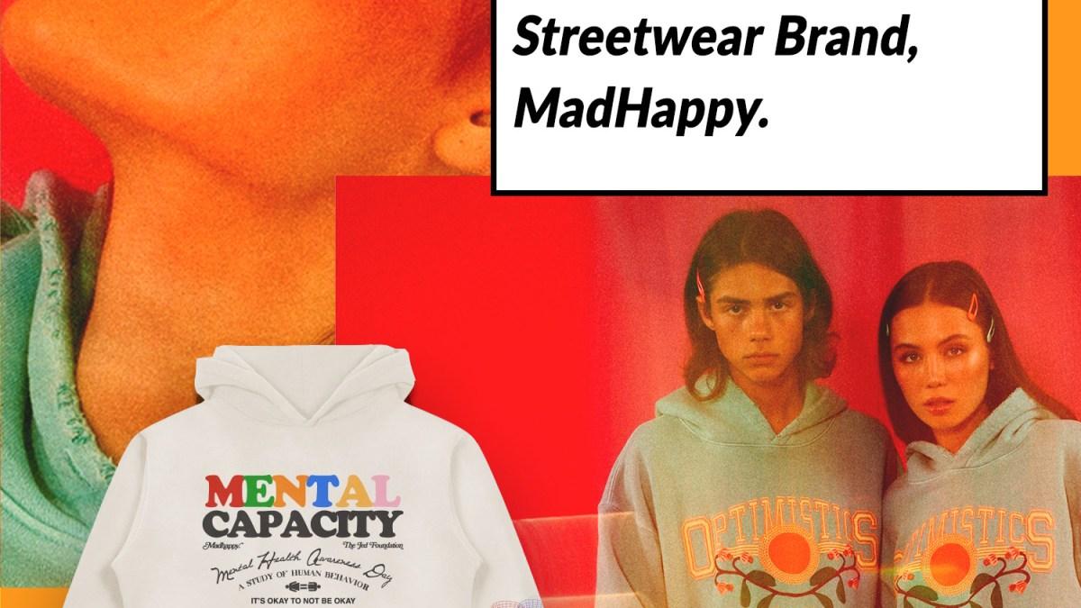 LVMH Invests in Gen Z Streetwear Brand, MadHappy