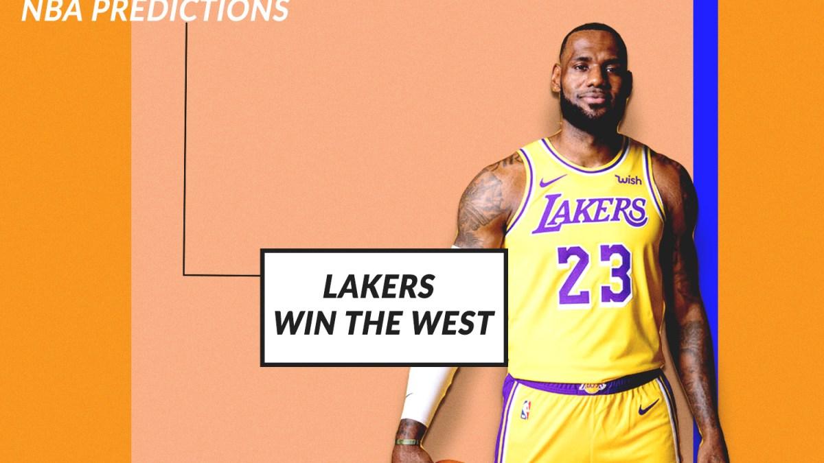 Five Bold Predictions For This NBA Season