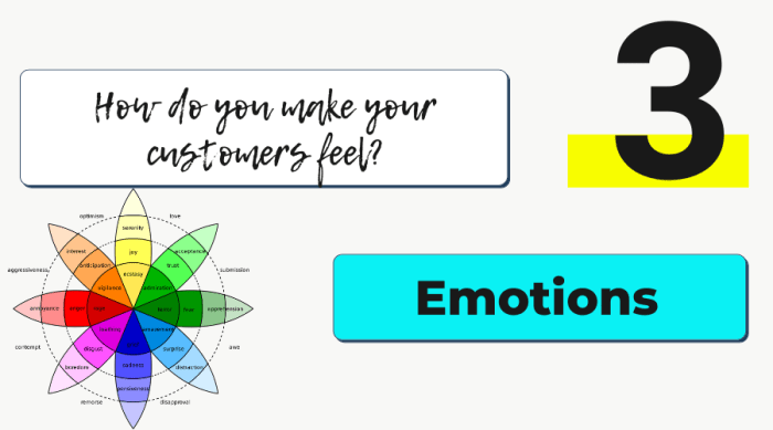 Emotions in business including the Plutchik emotional wheel to use for marketing