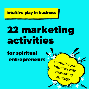 Marketing for healers and spiritual businesses