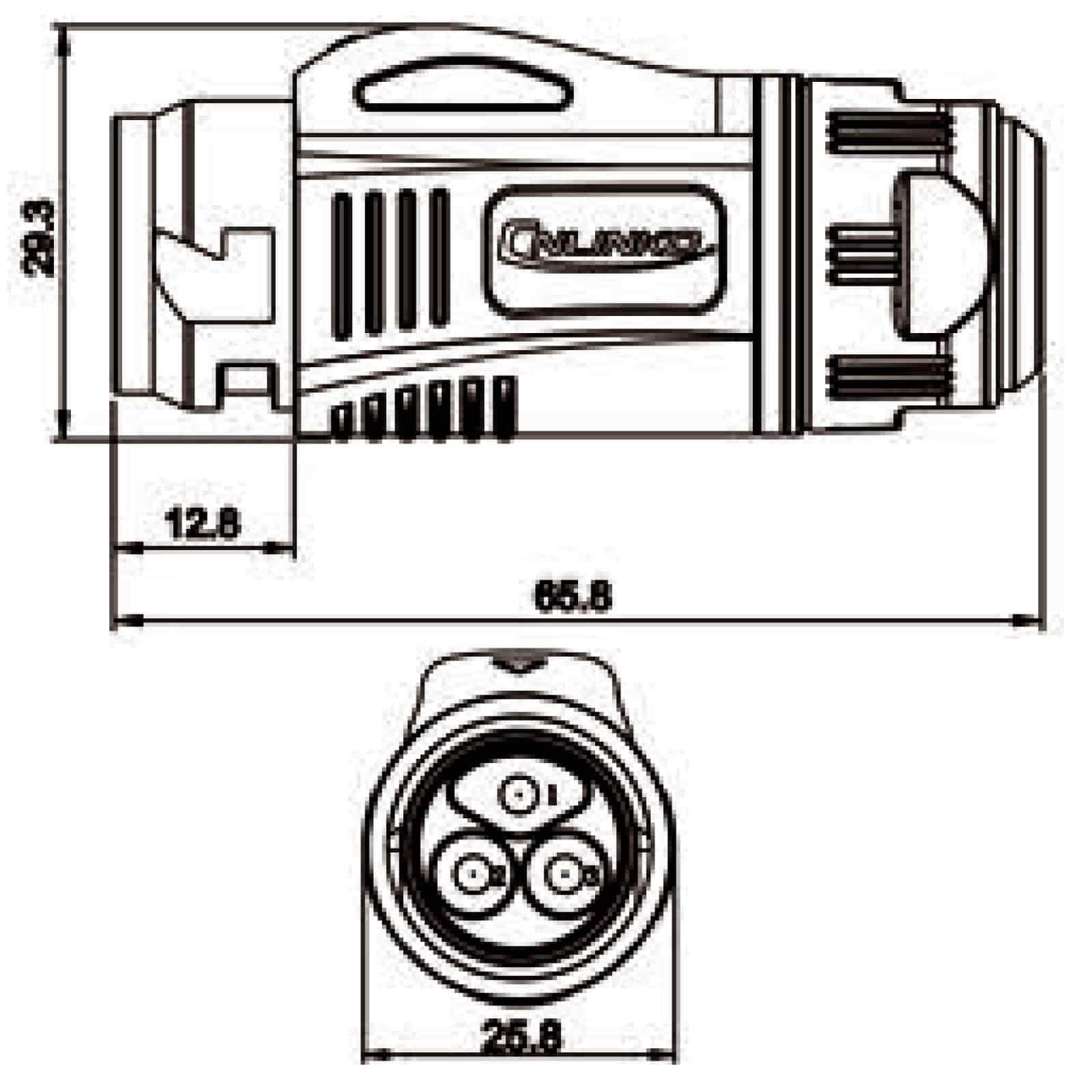 Cnlinko Bd Serie Power Kabelstecker