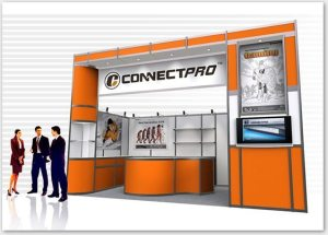 ConnectPRO Booth