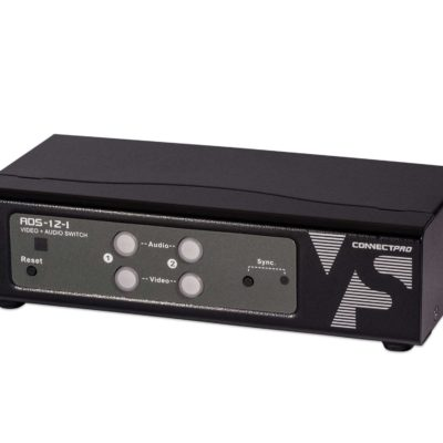 ADS-12-I 2-Port DVI and Audio Switch