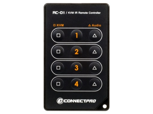 IR remote for ConnectPRO KVM switches