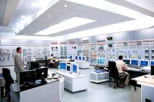 ConnectPRO Utilities and Energy Nuclear Room