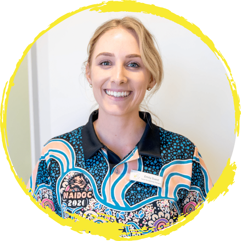 Emily Guest - Clinical Services Manager