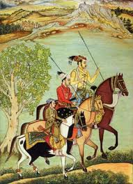 marwad horse painting