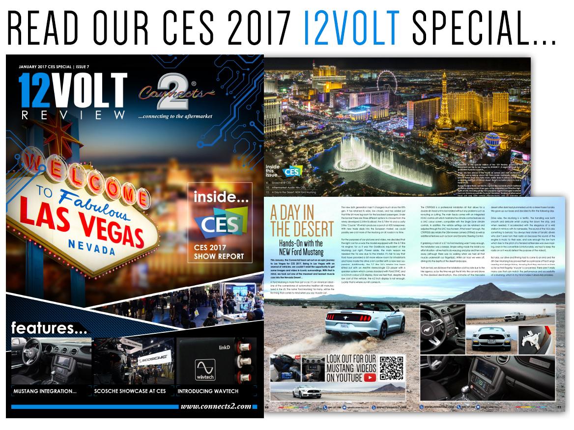CES 2017 12V Review Special