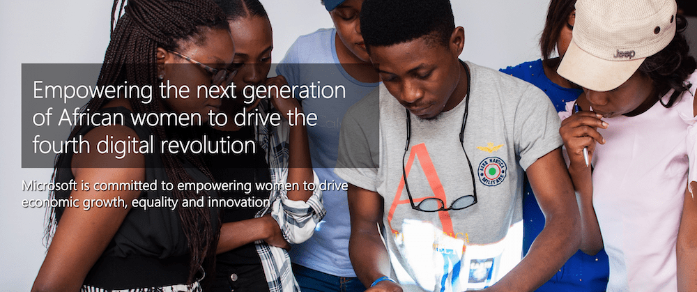 Tech4Dev helps women in Africa develop their technical skills to help empower the next generation of workers