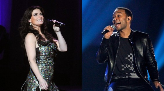 http://mashable.com/2015/01/16/super-bowl-performers-idina-menzel-john-legend/