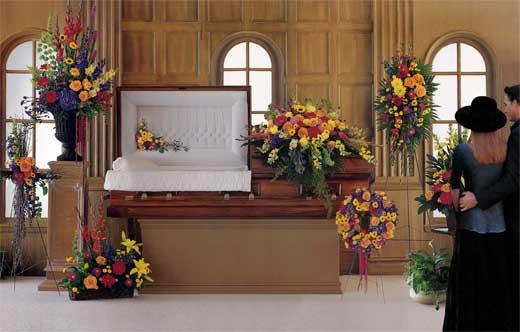 Obituary of someone else