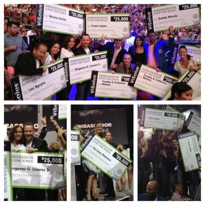 ViSalus business opportunity top money earners