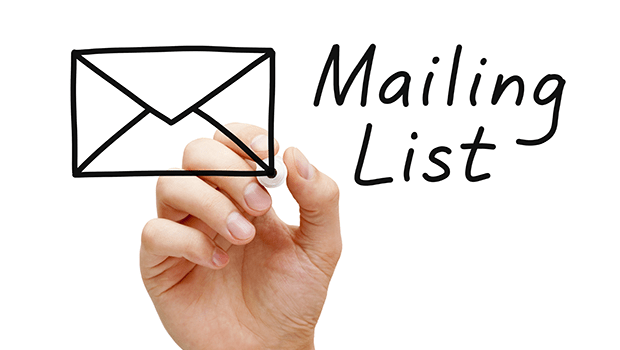 build email list