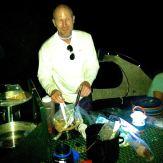 Camping at Havasupai Falls