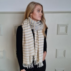 McNutt of Donegal Summer Ómbre Pashmina Wrapped Up