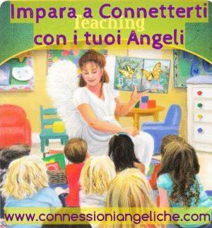 Impara-a-Canalizzare-gli-angeli-impara-ad-ascoltaresentireudire-e-percepire-i-tuoi-angeli-custodi-Impara a stabilire la Connessione Angelica