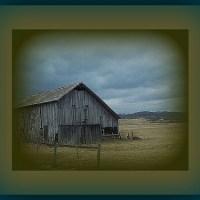 The Heart Of A Barn..