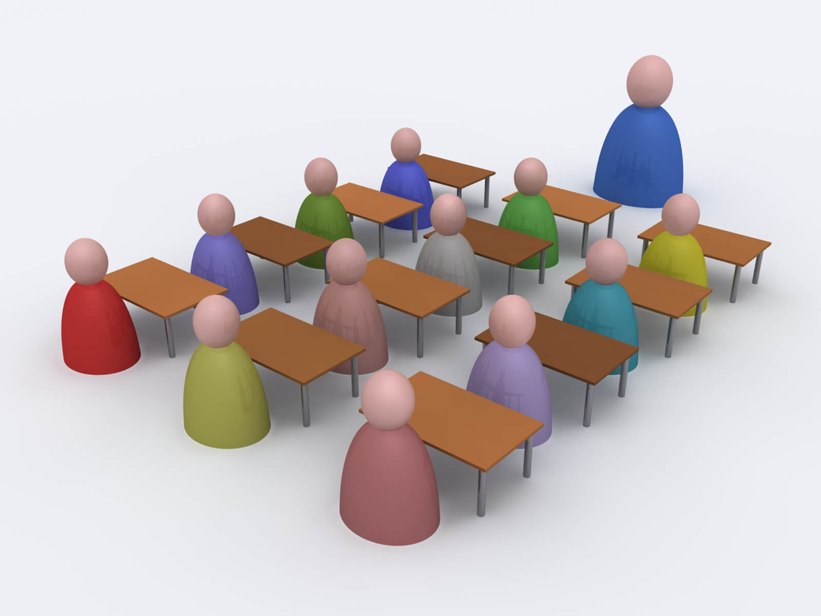 toy people classroom