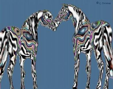 Djur Hästar DENNA Mindre