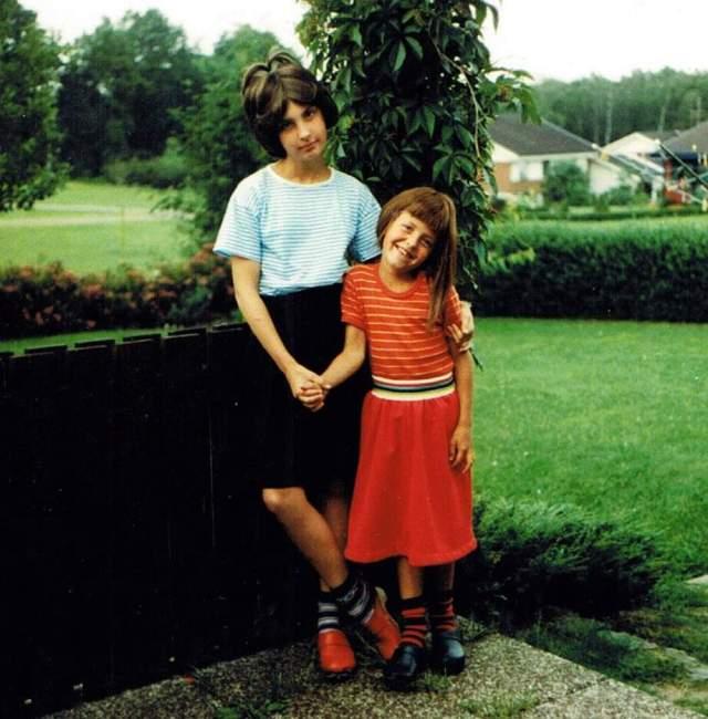 Tomas 1986  flicka Annelie FB