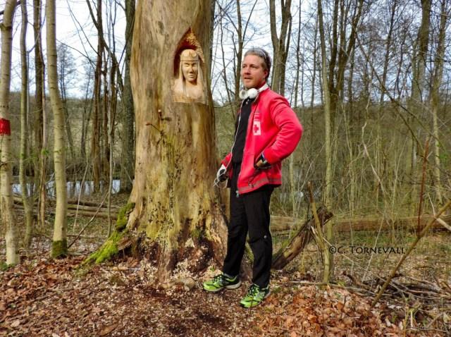 04 Konstnären i skogen Älvprinsessan 04