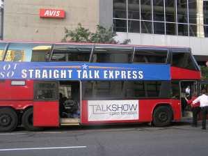 Straight Talk Express Buss