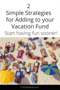 Simple strategies for painlessly adding to your vacation fund