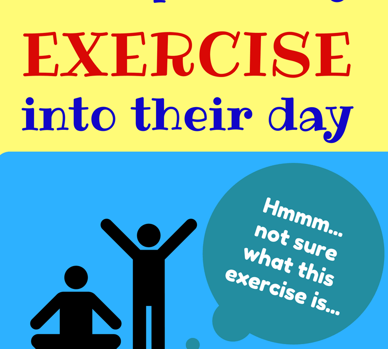 Mom exercises for stay at home moms. Tips from moms for getting in exercise and workouts when you're home with toddlers all day. Exercise ideas and routines for stay at home moms.