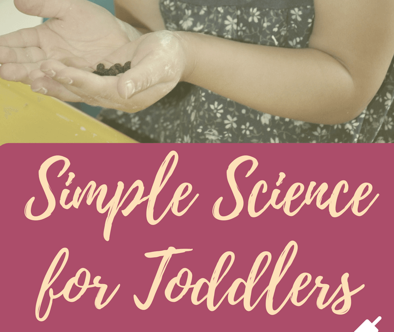 Toddler science activities are easy to do and don't involve a lot of time to set up or special skills or tools. Preschool science activities for girls and Montessori inspired child-led learning activities are easy to get started doing at home TODAY. Find out more and discover your FREE offer at ConnieDeal.com! #toddlerscience #scienceactivitiesfortoddlers #toddlerstem