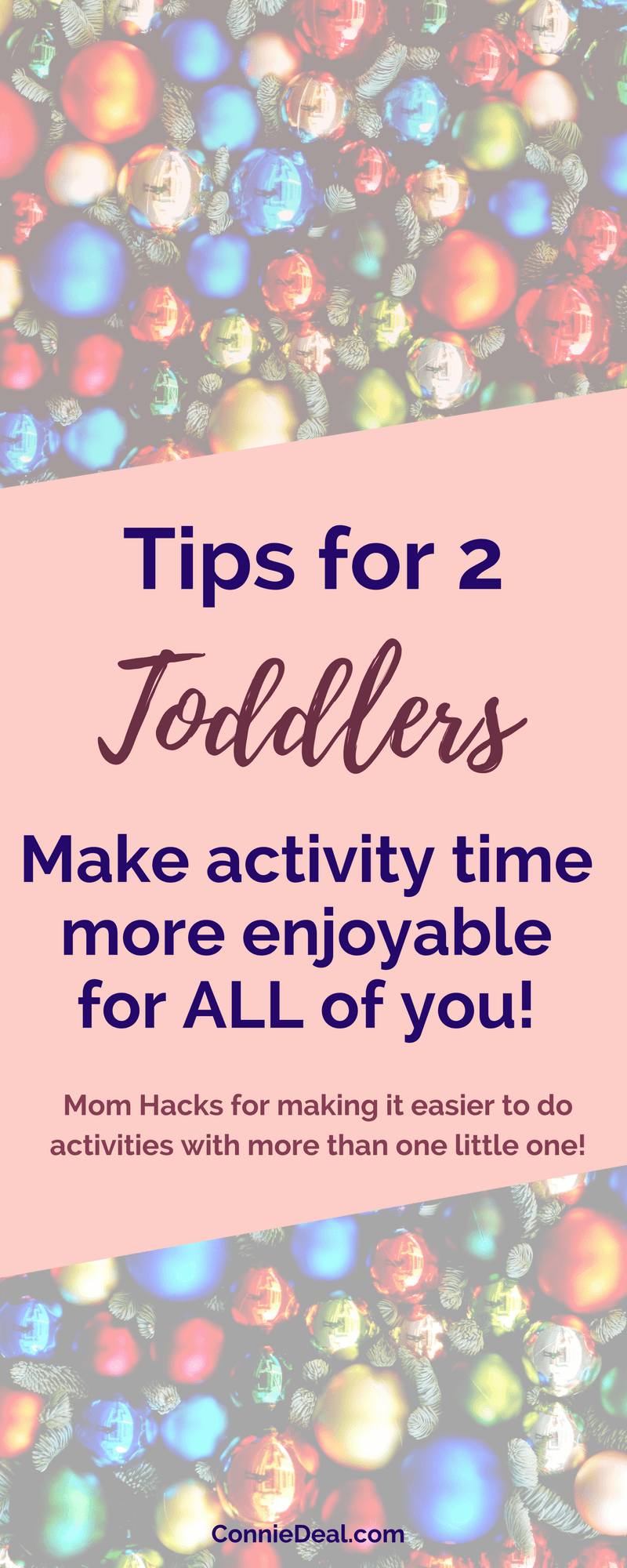 Does the thought of trying those cute new #toddlercrafts scare you? Don't let it! Read these quick tips to help make doing #toddlerart and crafts easier and less stressful. Includes an optional FREE Toddler Activity Guide! #holidays #toddleractivities