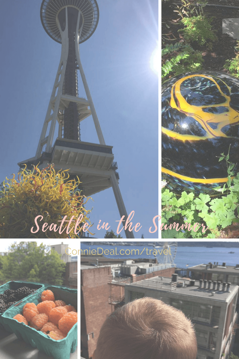 Spending a few days in Seattle with kids? What's there to see and do? LOTS! And, it doesn't have to be expensive. Click through to find out some great ideas for exploring Seattle on foot with #toddlers and #preschoolers for the ultimate #familyvacation in Seattle! #Seattle #travel #travelingwithkids