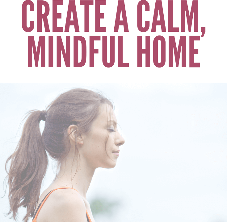 Creating a calm, peaceful home is easier than you think when you practice yoga as a family! Click through to find out more! #yoga #mindfulness #motherhood #familytime #screenfreekids #teachingtoddlers