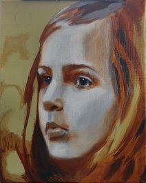 2017-03-08 Portrait - 'Imogen' (Oils) - Part 4 - Adding Warmth