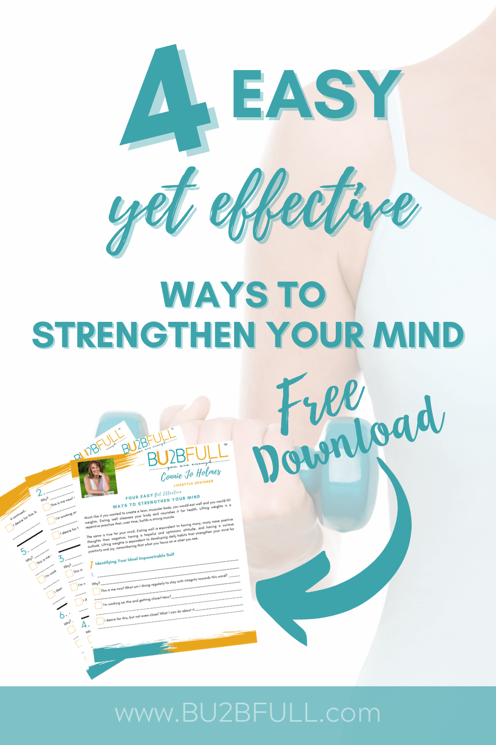 Mind Muscle: Learn How to Build It for a Life of Endless Possibilities