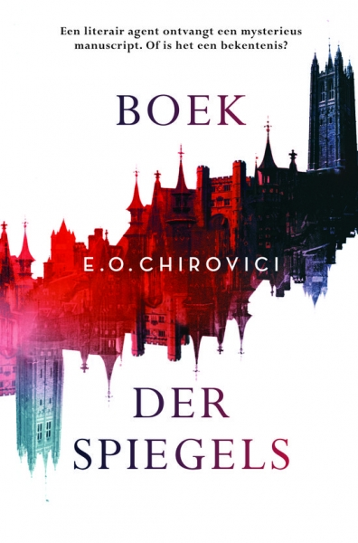 Boek Der Spiegels : Interview met e o chirovici connie s boeken