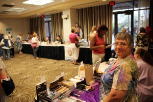 AZMysteryCon.com Friday Night Book Selling