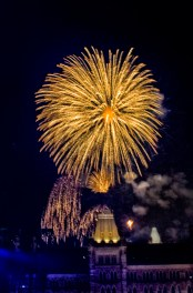 Canada Day 2011 124 Unique Fireworks Explosion Parliament Hill