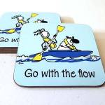 Go with the Flow Coaster