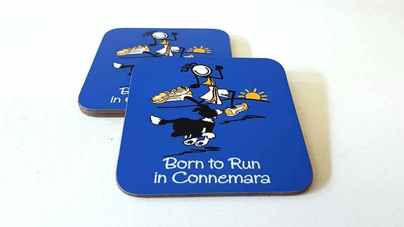 Coaster Born to Run in Connemara