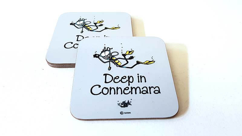 Coaster Deep in Connemara