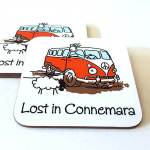 Lost in Connemara Coaster