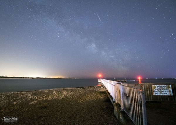 Eastney-Pier-Milky-Way-Portsmouth-Astrophotography