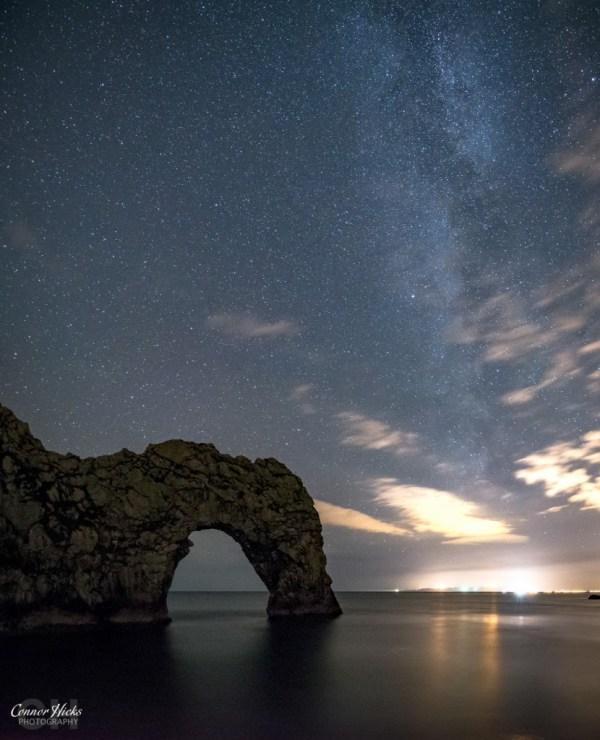 Milky-Way-Durdle-Door