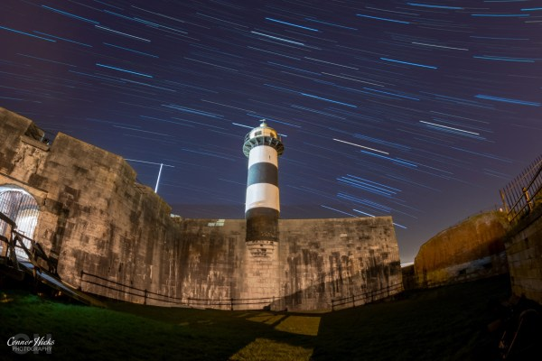 Southsea-Castle-Star-Trails-Hampshire-Astrophotography