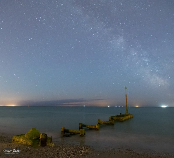 Southsea-Milky-Way-Portsmouth-Astrophotography