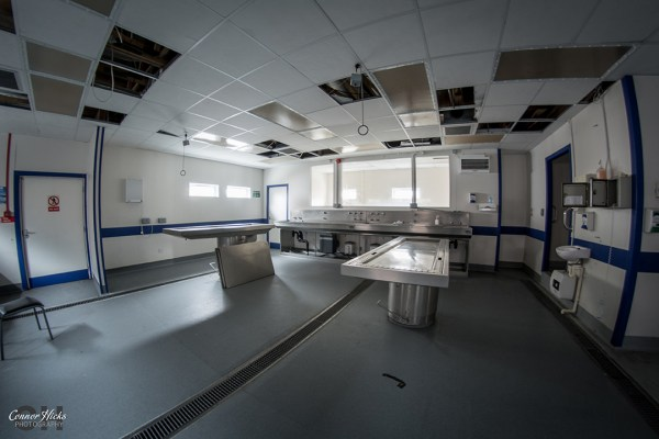 Royal-Hospital-Haslar-Urbex-Morgue